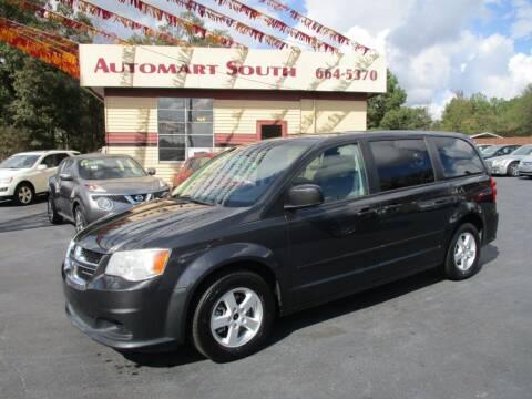 2011 Dodge Grand Caravan for sale at Automart South in Alabaster AL