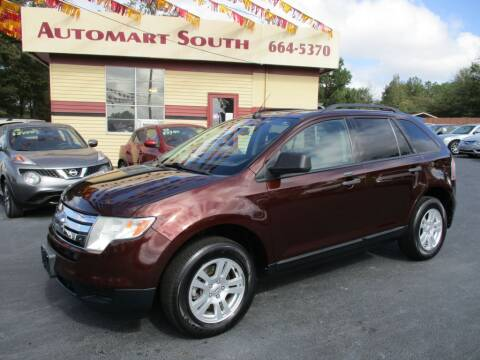 2009 Ford Edge for sale at Automart South in Alabaster AL