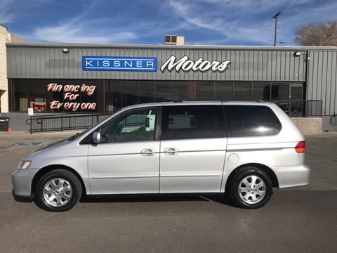2002 Honda Odyssey for sale in Grand Junction, CO