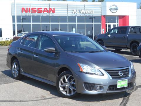 2015 Nissan Sentra for sale in Rolla, MO
