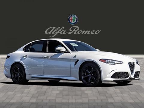 2018 Alfa Romeo Giulia Quadrifoglio for sale in Yorba Linda, CA