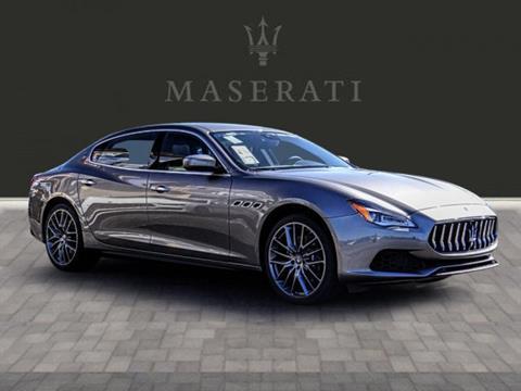 2018 Maserati Quattroporte for sale in Yorba Linda, CA