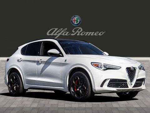 2018 Alfa Romeo Stelvio Quadrifoglio for sale in Yorba Linda, CA