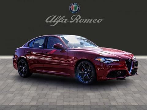 2019 Alfa Romeo Giulia for sale in Yorba Linda, CA