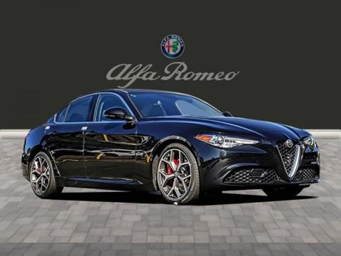 2019 Alfa Romeo Giulia for sale in Yorba Linda, CA