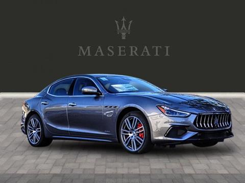 2019 Maserati Ghibli for sale in Yorba Linda, CA