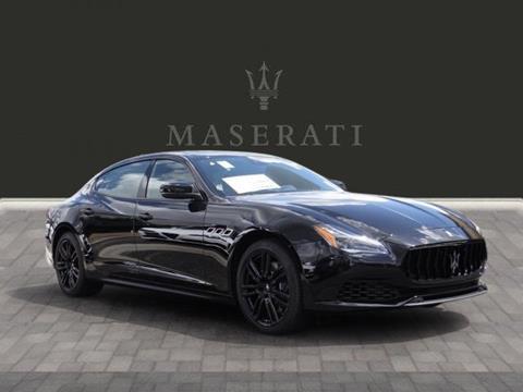 2019 Maserati Quattroporte for sale in Yorba Linda, CA