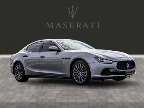 2017 Maserati Ghibli for sale in Yorba Linda, CA