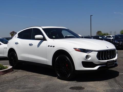 2018 Maserati Levante for sale in Yorba Linda, CA