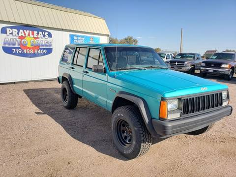 1996 Jeep Cherokee for sale in Peyton, CO