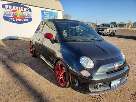 2013 FIAT 500c for sale in Peyton, CO