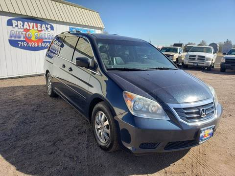 2009 Honda Odyssey for sale in Peyton, CO
