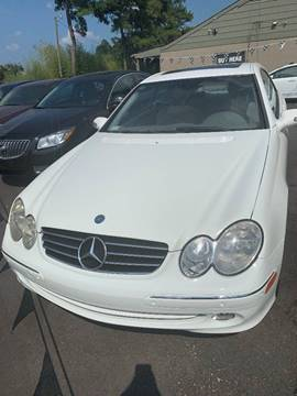 2005 Mercedes-Benz CLK for sale in Gastonia, NC
