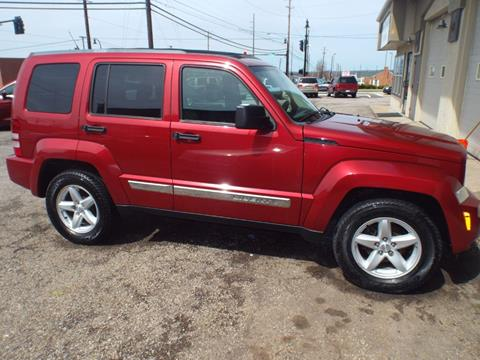 2011 Jeep Liberty for sale in Medina, OH