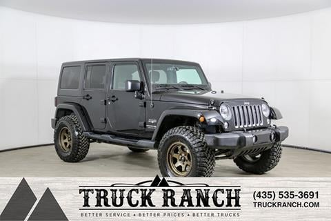 2018 Jeep Wrangler Unlimited for sale in Murray, UT