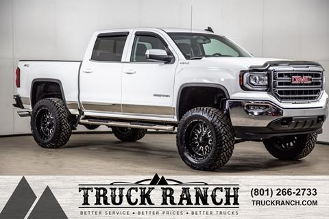 2017 GMC Sierra 1500 for sale in Murray, UT