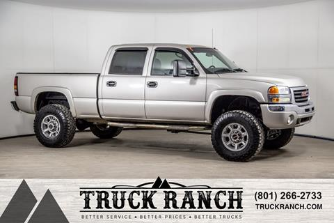 2006 GMC Sierra 1500HD for sale in Murray, UT