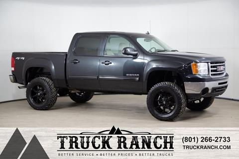 2012 GMC Sierra 1500 for sale in Murray, UT
