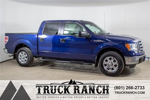 2011 Ford F-150 for sale in Murray, UT
