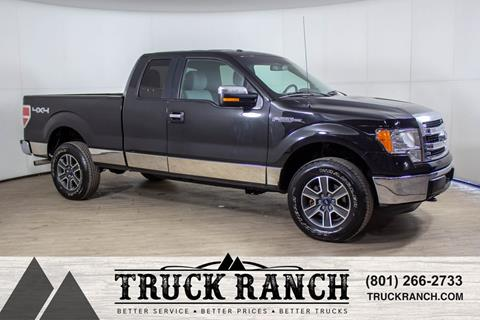2013 Ford F-150 for sale in Murray, UT