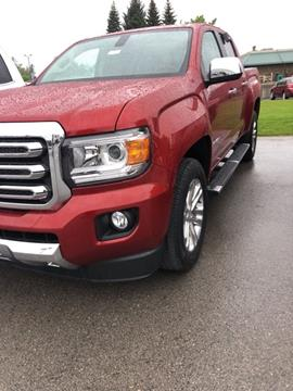 2016 GMC Canyon for sale in Alpena, MI