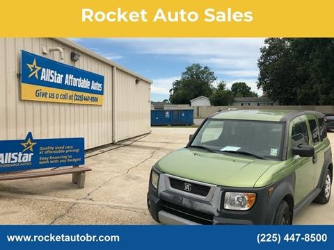 2006 Honda Element for sale in Baton Rouge, LA