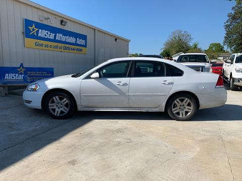 2015 Chevrolet Impala Limited for sale in Baton Rouge, LA