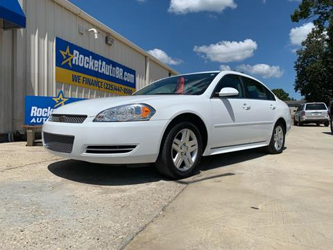 2015 Chevrolet Impala Limited for sale in Baton Rouge, LA