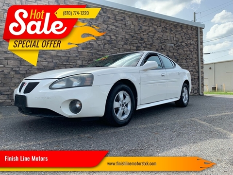 Finish Line Motors >> Finish Line Motors Car Dealer In Texarkana Ar