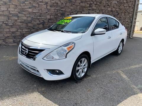 2015 Nissan Versa for sale in Texarkana, AR
