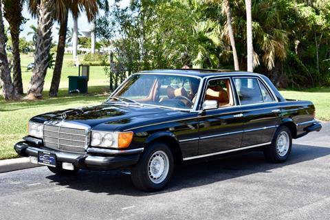 1977 Mercedes-Benz 450-Class for sale in Delray Beach, FL