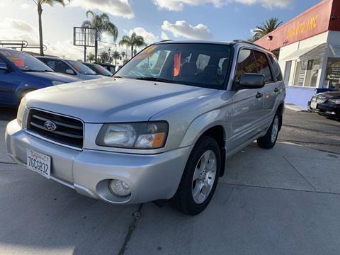 2004 Subaru Forester for sale in Escondido, CA