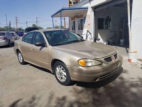 2004 Pontiac Grand Am for sale in El Paso, TX