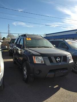 2006 Nissan Xterra S for sale at ST Motors in El Paso TX