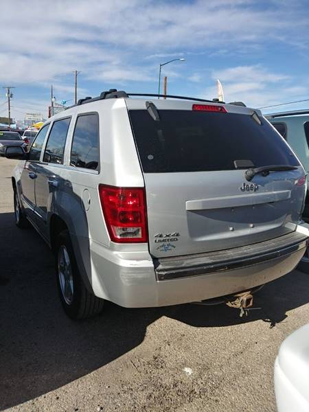 2006 Jeep Grand Cherokee Limited (image 3)