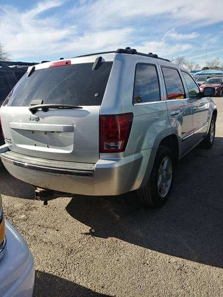 2006 Jeep Grand Cherokee Limited (image 4)