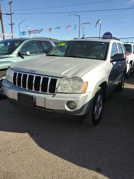 2006 Jeep Grand Cherokee Limited (image 5)