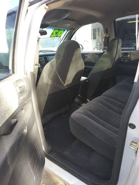 2002 Dodge Dakota Sport (image 7)