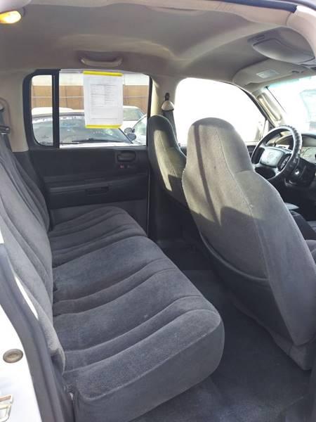 2002 Dodge Dakota Sport (image 9)