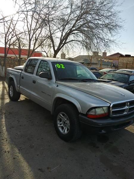 2002 Dodge Dakota Sport (image 3)