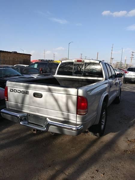 2002 Dodge Dakota Sport (image 4)