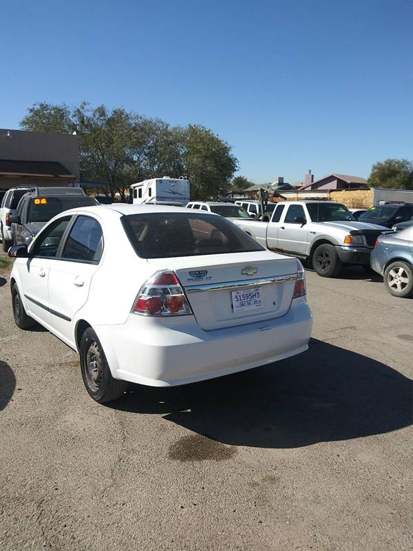 2010 Chevrolet Aveo LT (image 6)