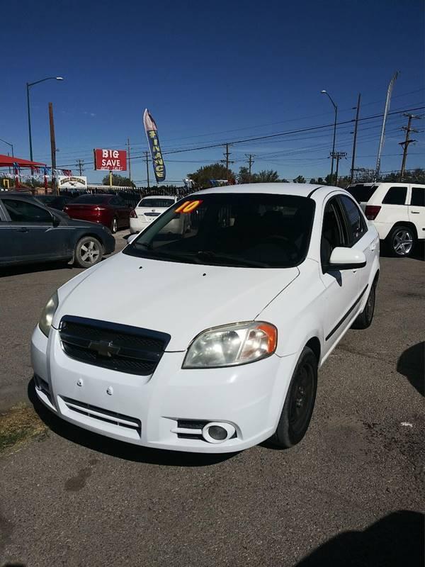 2010 Chevrolet Aveo LT (image 3)