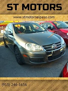 2009 Volkswagen Jetta S for sale at ST Motors in El Paso TX