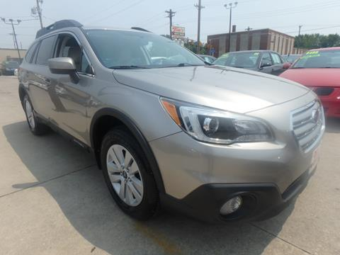 2015 Subaru Outback for sale in Des Moines, IA