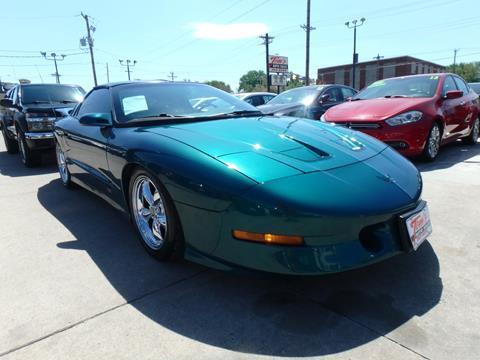1997 Pontiac Firebird for sale in Des Moines, IA
