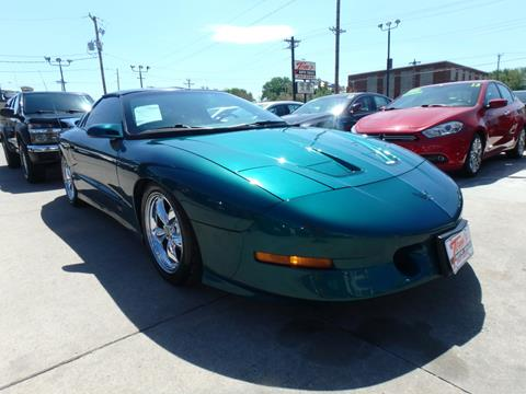 1997 Pontiac Firebird for sale in Des Moines, IA