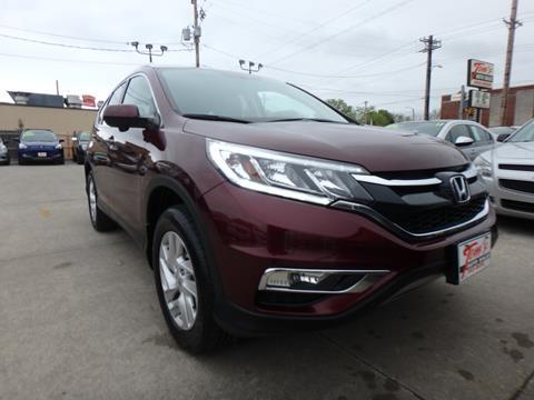 2015 Honda CR-V for sale in Des Moines, IA