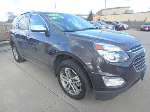 2016 Chevrolet Equinox for sale in Des Moines, IA