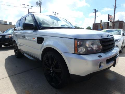 Used Land Rovers For Sale >> 2006 Land Rover Range Rover Sport For Sale In Des Moines Ia